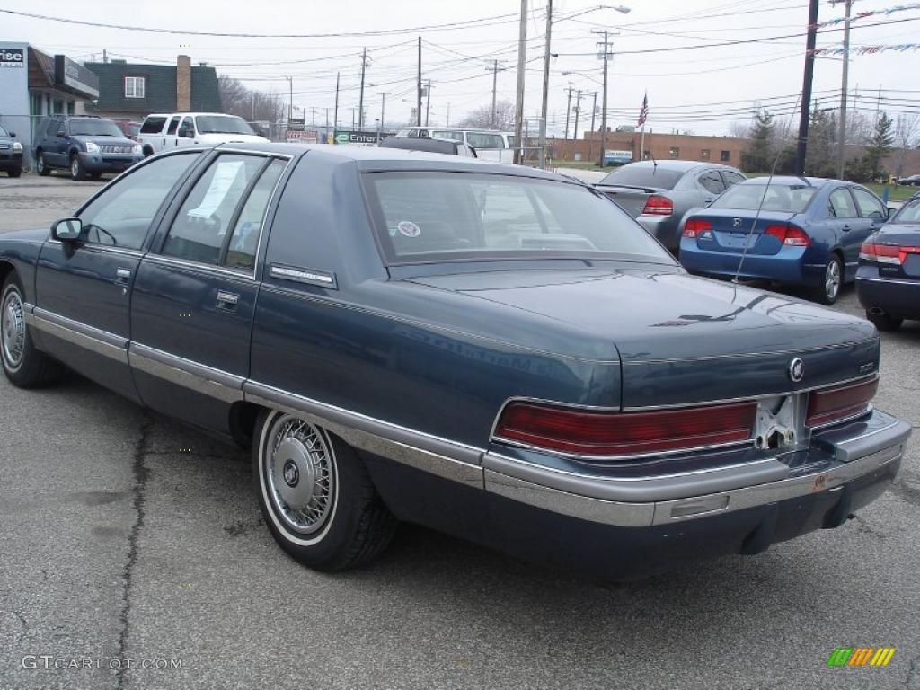 1994 adriatic blue metallic buick roadmaster sedan. Cars Review. Best American Auto & Cars Review