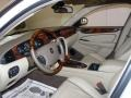 2007 Porcelain White Jaguar XJ XJ8  photo #18