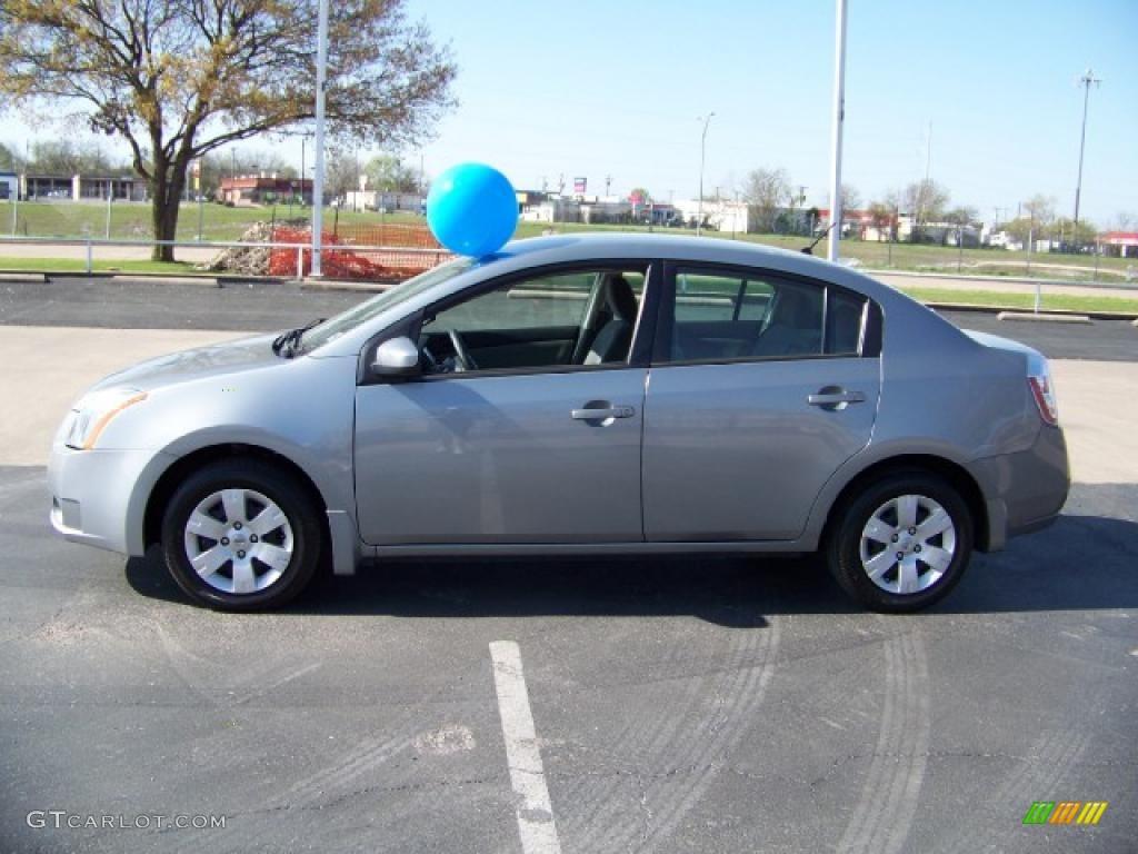 2009 Magnetic Gray Nissan Sentra 2 0 27850258 Gtcarlot