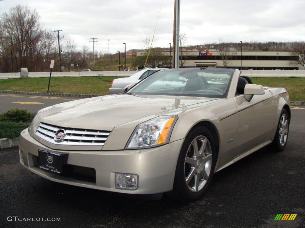 2006 gold mist cadillac xlr roadster 27850405 gtcarlot. Black Bedroom Furniture Sets. Home Design Ideas