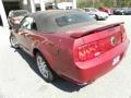 2006 Redfire Metallic Ford Mustang GT Premium Convertible  photo #13