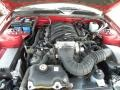 2006 Redfire Metallic Ford Mustang GT Premium Convertible  photo #16