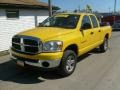 Detonator Yellow 2007 Dodge Ram 1500 Gallery