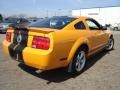 2007 Grabber Orange Ford Mustang V6 Premium Coupe  photo #5