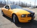 2007 Grabber Orange Ford Mustang V6 Premium Coupe  photo #7