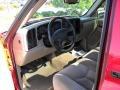 2006 Victory Red Chevrolet Silverado 1500 LT Regular Cab  photo #23