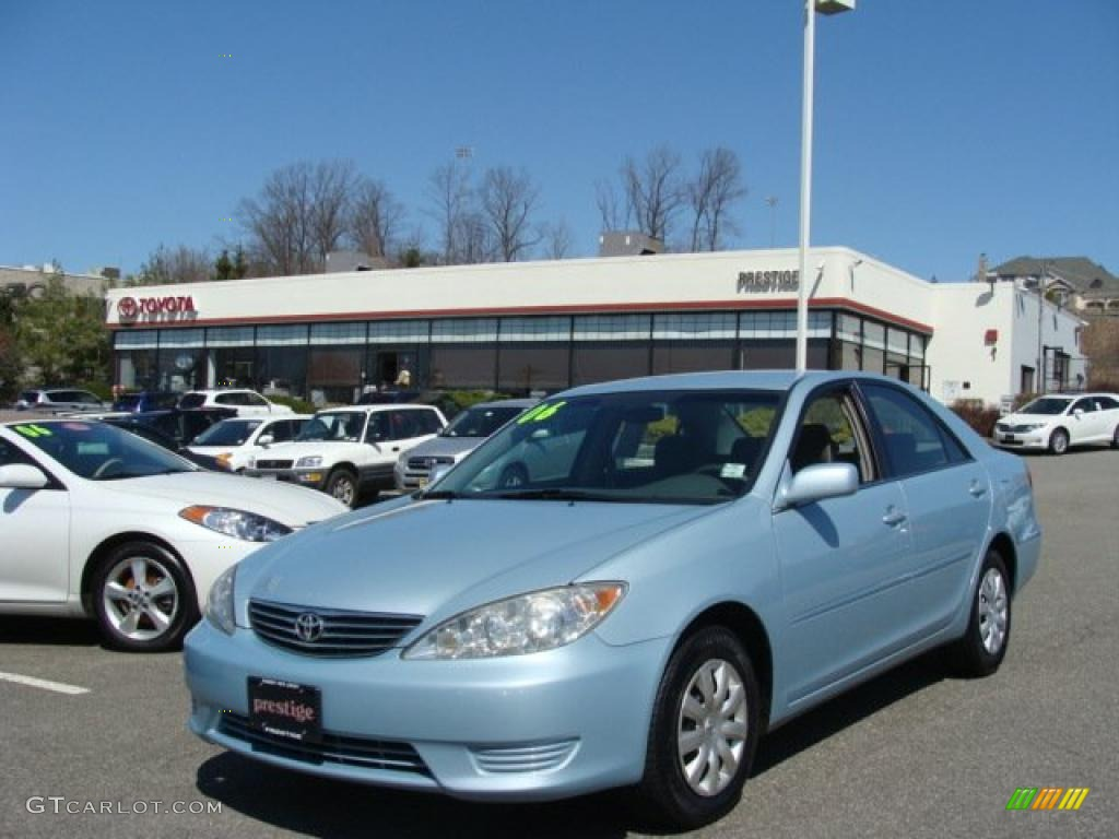 2006 sky blue pearl toyota camry le 27919965 car color galleries. Black Bedroom Furniture Sets. Home Design Ideas