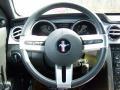2007 Black Ford Mustang V6 Premium Convertible  photo #21