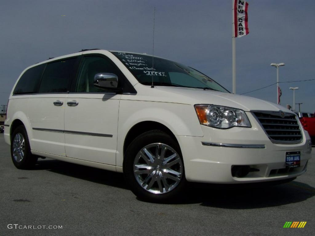 2008 stone white chrysler town country limited 27919630 photo 12 car color. Black Bedroom Furniture Sets. Home Design Ideas