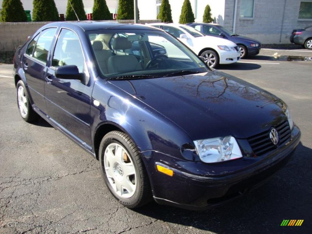 2000 atlantic blue pearl volkswagen jetta gls vr6 sedan. Black Bedroom Furniture Sets. Home Design Ideas