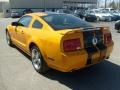2007 Grabber Orange Ford Mustang GT Premium Coupe  photo #4