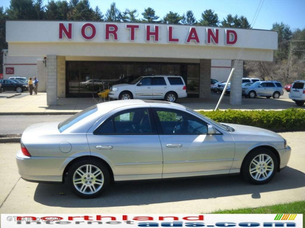 2003 Lincoln LS V8 Supercharger http://gtcarlot.com/colors/car/27993200.html