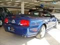 2007 Vista Blue Metallic Ford Mustang GT Premium Convertible  photo #4