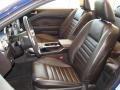 2007 Vista Blue Metallic Ford Mustang GT Premium Convertible  photo #11