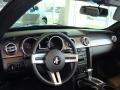 2007 Vista Blue Metallic Ford Mustang GT Premium Convertible  photo #17