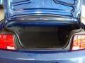 2007 Vista Blue Metallic Ford Mustang GT Premium Convertible  photo #21