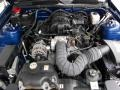 2007 Vista Blue Metallic Ford Mustang V6 Premium Coupe  photo #9