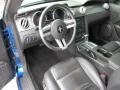 2007 Vista Blue Metallic Ford Mustang V6 Premium Coupe  photo #12