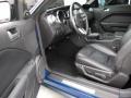 2007 Vista Blue Metallic Ford Mustang V6 Premium Coupe  photo #16