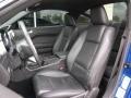 2007 Vista Blue Metallic Ford Mustang V6 Premium Coupe  photo #22