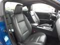 2007 Vista Blue Metallic Ford Mustang V6 Premium Coupe  photo #26