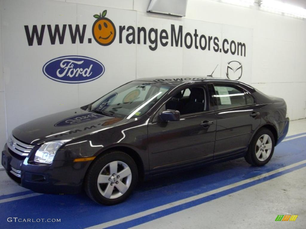 2007 alloy metallic ford fusion se v6 awd 27993276. Black Bedroom Furniture Sets. Home Design Ideas