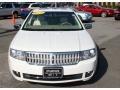 2008 White Suede Lincoln MKZ Sedan  photo #2