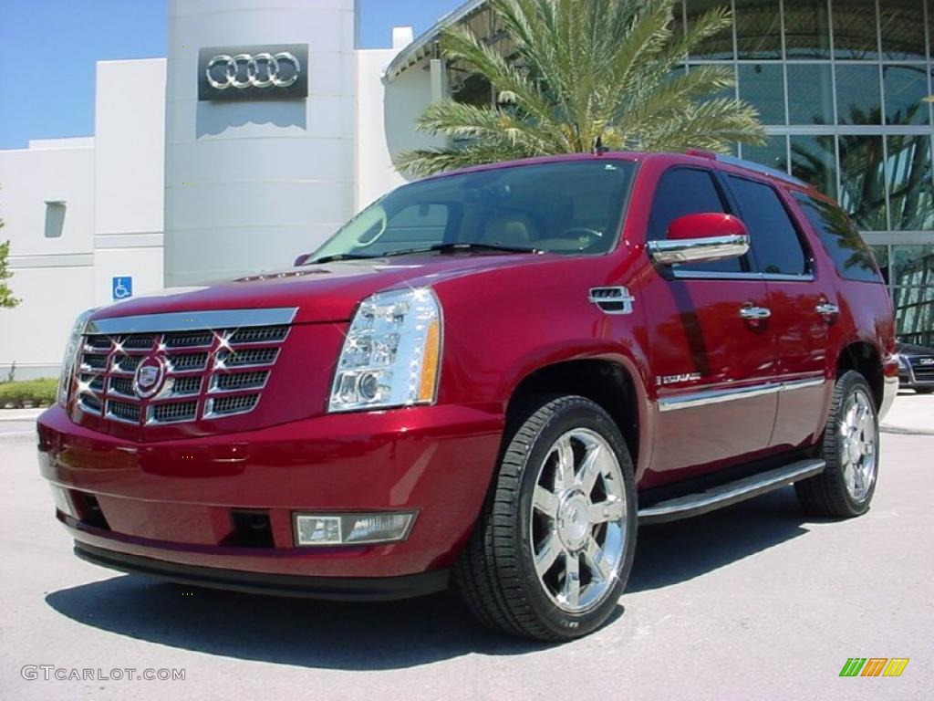 2008 infrared cadillac escalade 28059401. Black Bedroom Furniture Sets. Home Design Ideas