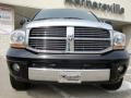 2006 Brilliant Black Crystal Pearl Dodge Ram 1500 Laramie Quad Cab 4x4  photo #8