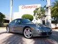 Seal Grey Metallic 2005 Porsche 911 Carrera S Coupe
