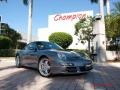 Seal Grey Metallic - 911 Carrera S Coupe Photo No. 2