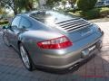 Seal Grey Metallic - 911 Carrera S Coupe Photo No. 7