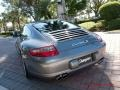 Seal Grey Metallic - 911 Carrera S Coupe Photo No. 8