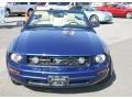 2007 Vista Blue Metallic Ford Mustang V6 Premium Convertible  photo #2