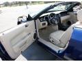 2007 Vista Blue Metallic Ford Mustang V6 Premium Convertible  photo #5