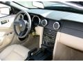 2007 Vista Blue Metallic Ford Mustang V6 Premium Convertible  photo #15