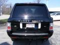 2007 Java Black Pearl Land Rover Range Rover HSE  photo #4