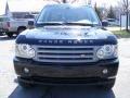 2007 Java Black Pearl Land Rover Range Rover HSE  photo #8