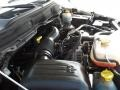 2002 Bright Silver Metallic Dodge Ram 1500 SLT Quad Cab 4x4  photo #9