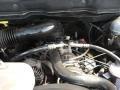 2002 Bright Silver Metallic Dodge Ram 1500 SLT Quad Cab 4x4  photo #10
