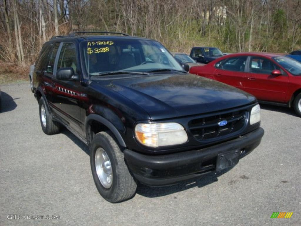 1997 black ford explorer sport 4x4 28092338 car color galleries. Black Bedroom Furniture Sets. Home Design Ideas