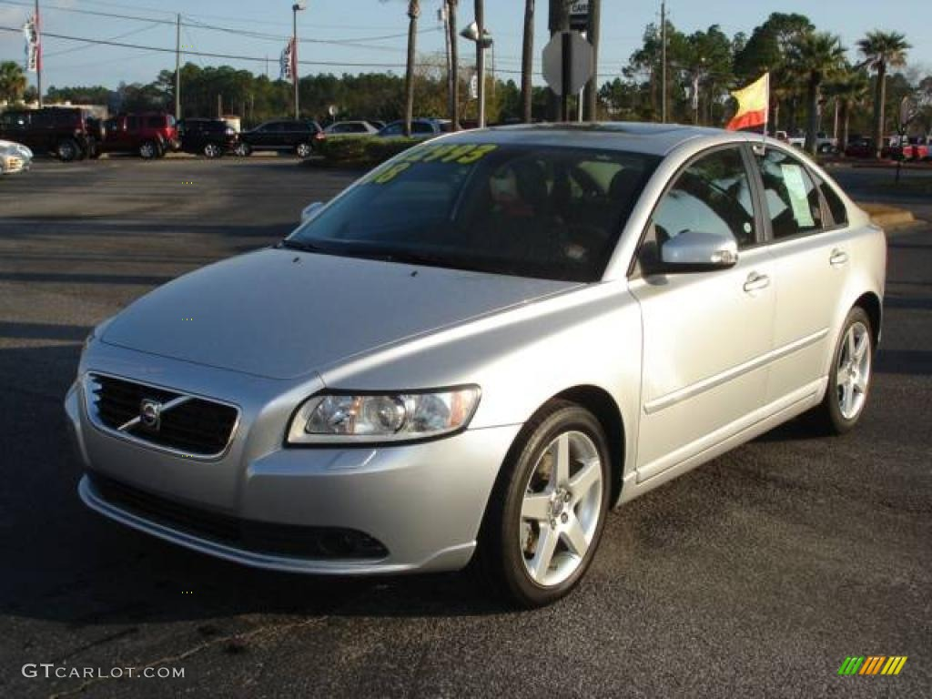 2008 silver metallic volvo s40 2812770 car color galleries. Black Bedroom Furniture Sets. Home Design Ideas