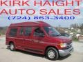 Toreador Red Metallic 1999 Ford E Series Van Gallery
