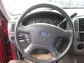 2003 Redfire Metallic Ford Explorer XLT 4x4  photo #29