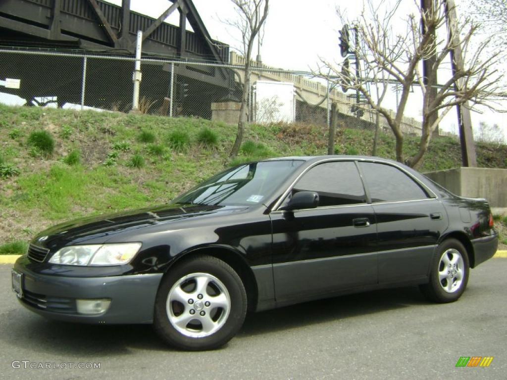 1998 Black Lexus Es 300 28143738 Gtcarlot Com Car