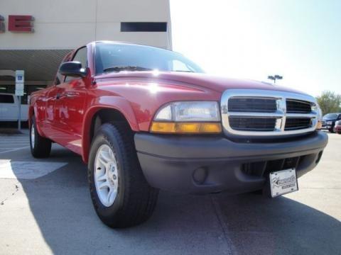 2004 Dodge Dakota Club Cab Data, Info and Specs