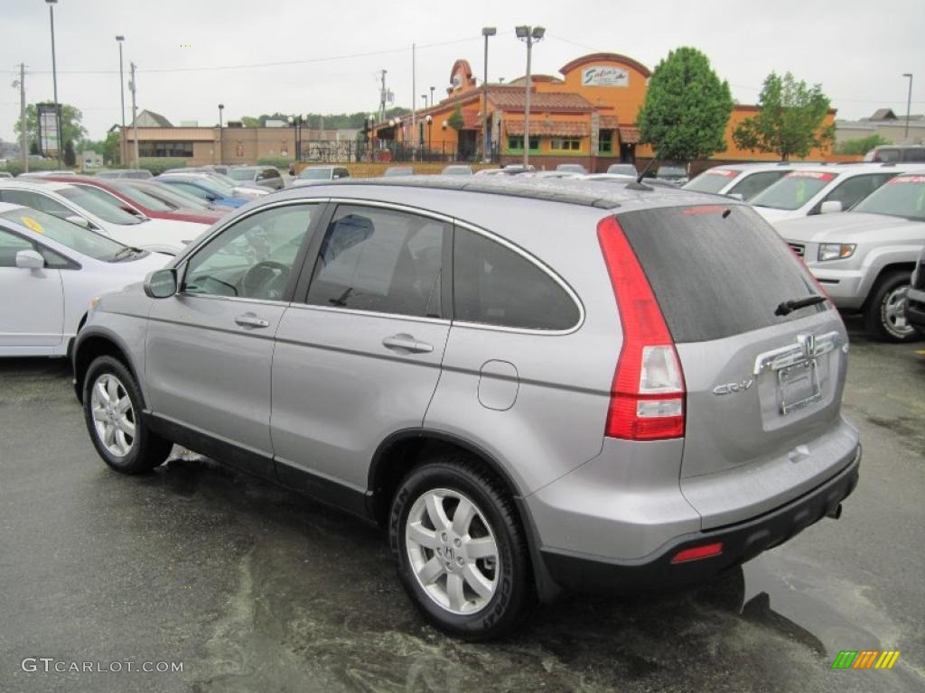 2007 whistler silver metallic honda cr v ex l 28196615 for Gray honda crv