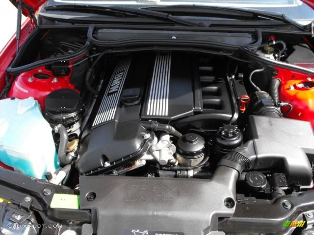 2000 Bmw 3 Series 328i Coupe 2 8l Dohc 24v Inline 6
