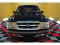 1997 Deep Jewel Green Pearl Ford Explorer XLT 4x4  photo #2