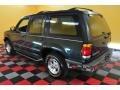 1997 Deep Jewel Green Pearl Ford Explorer XLT 4x4  photo #4